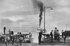 Henri Cartier-Bresson ITALY. Campania. Ischia. 1952.