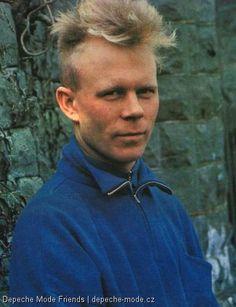 Vincent Clarke - Depeche Mode Cz - Fotogalerie