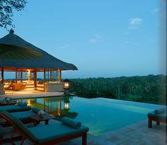 Infinity Pool Gazebo - Bali Indonesia