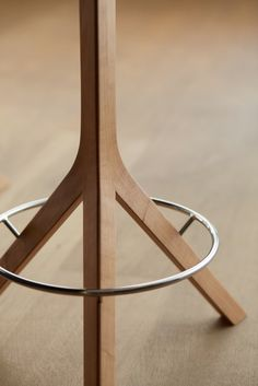 kitchen stool - felix de pass + alison brooks - 2014 - photo petr krejci