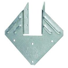 Plywood Siding Panel T1-11 4 IN OC (Nominal: 19/32 in. x 4 ft. x 8 ft.; Actual: 0.563 in. x 48 in. x 96 in.)-177189 - The Home Depot Galvanized Fence Post, Galvanized Steel, Cnc Router, Modular Staircase, Hurricane Ties, Ace Hardware Store, Metal Fence Posts, Plywood Siding, Deck Construction