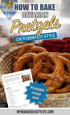 Oktoberfest Pretzels Recipe: How to Bake Bavarian Goodness at Home, Bavarian soft pretzels, baking german pretzels Oktoberfest Pretzel Recipe, Oktoberfest Food, Pretzels Recipe, Soft Pretzels, Beer Festival, International Recipes, Foodie Travel, Appetizers, Snacks