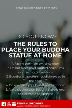 Buddha at Home Feng Shui Placement Tips - In Chinese and Indian culture, Buddha. - Buddha at Home Feng Shui Placement Tips – In Chinese and Indian culture, Buddha statues at home -