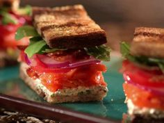 The SS B.L.T. recipe from Jeff Mauro via Food Network