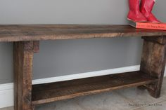 Beyond The Picket Fence: Rustic Roost