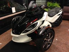 Can Am Spyder RS S | eBay