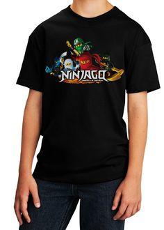 $179.00 Playera Legos Ninjago - Comprar en Jinx