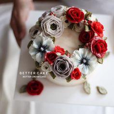 . . Done by my student from Malaysia - Butter cream cake . . (베러 심화클래스/Advance class) www.better-cakes.com Any inquiries about BETTER CLASS, Plz contact me through LINE or Email. Mailbettercakes@naver.com Linebetter_cake FacebookBetter Cake Kakaotalkbettercake #buttercream#cake#베이킹#baking#bettercake#like#버터크림케익#베러케이크#cupcake#flower#꽃#sweet#플라워케익#koreabuttercream#wilton#앙금플라워#디저트#buttercreamcake#dessert#버터크림플라워케이크#follow#떡케익#koreancake#beautiful#윌튼#instacake#꽃스타그램#앙금플라워떡케익#...