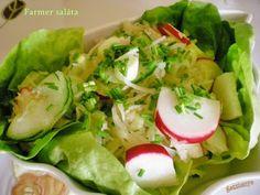 Gesztenye receptjei: Farmer saláta
