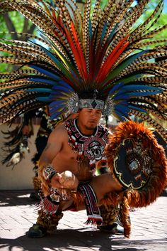 Aztec Traditional Dance by saddler116 on 500px