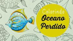 Lost Ocean - Oceano Perdido - Colorindo Peixes (4)