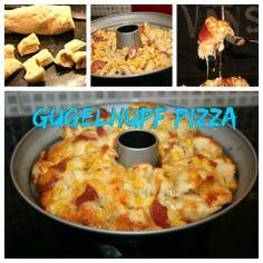 Gugelhupf pizza