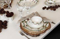 Royal Copenhagen Star Fluted dinnerware