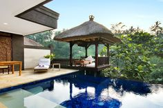 The Viceroy Bali is a family owned and operated resort in Ubud consisting of 25 luxuriously appointed private pool villas, situated in Bali, Indonesia. Ubud Hotels, Hotels And Resorts, Best Hotels, Amazing Hotels, Luxury Resorts, Resort Bali, Small Gazebo, Unusual Hotels, Luxury Accommodation