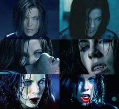 blood, underworld, and Kate Beckinsale image