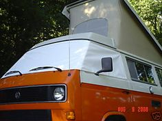 Windshield Cover VW Vanagon Westfalia Bus camper Colors | eBay