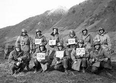 Happy New Year Korea 1952