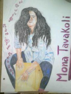wowww!! Mona Tavakoli.. ERES UN GENIO del cajón peruano!!!!.