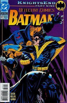 Detective Comics Vol 1 677 - DC Comics Database