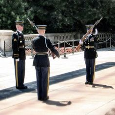 Soldiers never die until they are forgotten. Tomb Guards never forget.