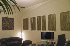 pannelli decorativi per capoletto : pannelli decorativi materici OP