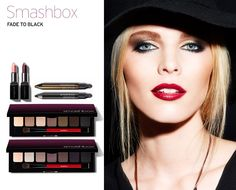 So obsessed with this collection right now! Omg and that black cherry lip???? LOVE!!!