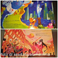 Achille il drago dalle piccole ali ~ KeVitaFarelamamma | Che vita fare la mamma tra emozioni, letture e lavoretti per bambini