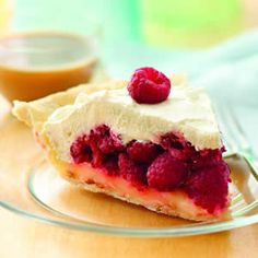 Lemon Raspberry Pie, This pie is to die for seriously! loooove it!