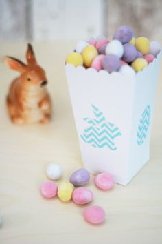 Easter Candybox {free download} | titatoni ♥ DIY