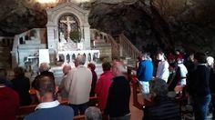 Pèlerinage paroissial à la Sainte-Baume le 28 mai 2016.
