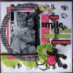 YOUR SMILE - Scrapjazz.com