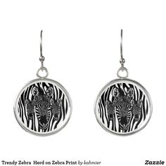 Trendy Zebra  Herd o