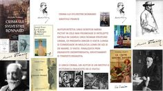Wrinkles on my Timeline Books: Crima lui Sylvestre Bonnard, Anatole France