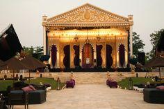 Celebrate your dream destination wedding at Bali's ocean-view venues in AYANA Resort and Spa, BALI from a stunning chapel to a luxurious grand ballroom. Jimbaran Bali, Gazebo, Pergola, Bali Honeymoon, Outdoor Wedding Venues, Wedding Ceremonies, Bali Wedding, Water Features, Taj Mahal
