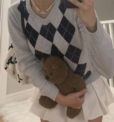 Trendy Outfits, Cool Outfits, Fashion Outfits, Girly Outfits, Teen Fashion, Korean Fashion, Style Fashion, Aesthetic Fashion, Aesthetic Clothes