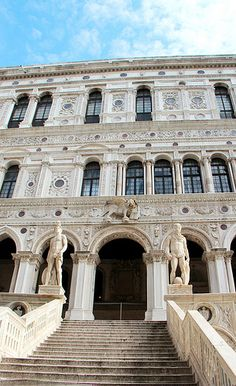 Doge's Palace (Palazzo Ducale) - Venice, Italy