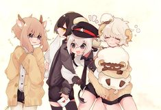 Cute Anime Chibi, Cute Anime Pics, Cute Anime Boy, Kawaii Anime, Anime Guys, Anime Child, Anime Art Girl, Cute Anime Character, Character Art