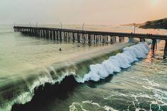 Pismo Beach, Central Coast, Just Go, Waves, Scene, Outdoor, Medium, Instagram, St Louis