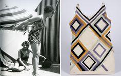 Sonia Delauny via Mid Century