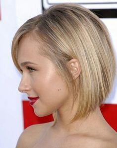 Do You Fancy With Hayden Panettiere Bob Hairstyle? ThenHere Are .