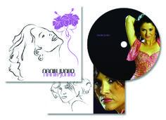 Identidade Visual - encarte e cd Nanih Junho
