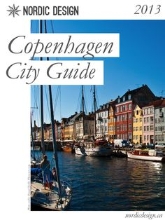 Copenhagen city guide by nordic design  A travel guide to Copenhagen, Denmark, for all fans of interiors, design and architecture, curated by Catherine Lazure-Guinard from NordicDesign.ca. Discover dozens of addresses for the best shops, hotels, restaurants, museums, and more.   Plus: Exclusive tips from locals - Jonas Bjerre-Poulsen (NORM Architects), Meyer-Lavigne, Rikke Graff Juel, Bjorn Agertved and Anders Schønnemann.