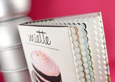 Miette Bakery Cookbook: Recipes from San Francisco's Most charming Pastry Shop Cupcake Bakery, Bakery Cakes, Pop Up, Recipe Book Design, Homemade Books, Printing And Binding, Bakerella, Strawberry Buttercream, Bakery Recipes