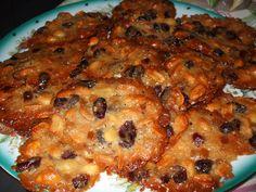 Nejlepší marokánky - My site Desert Recipes, Christmas Candy, Nom Nom, Food And Drink, Pork, Chicken, Meat, Cookies, Cake