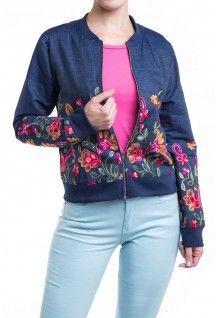 Type 1 Pop Of Floral Jacket