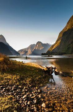 Bucket list No. 4: Fiordland National Park, New Zealand
