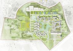 Gallery of As.Architecture-Studio and VHA Architects Unveil Green University…