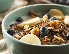 Protein is an essential nutrient to keep you fuller longer and build lean muscle to help you tone up your arms, legs and abs. These high-protein recipes are simple to make and cover your breakfast, lunch and dinner menu! Make delicious high-protein oatmeal, protein smoothies and tons of other recipes that give you a protein boost from lean meat and vegetables.