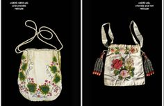 Sylvestra Regency. Regency Fashion Pocketbook - example pages! Reticules. http://www.blurb.co.uk/b/6493644-regency-fashion-pocketbook