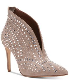 Donald J Pliner Kira Embellished Shooties